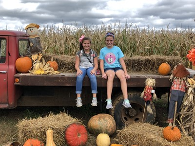 The Clinton County Middle School 5th grade class spent the day at Amazin' Acres in Sparta, Tennessee for their annual field trip on Wednesday, October 10th.