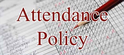 Some changes were made to the District Attendance Policy at the June school board meeting.  Find out more information here!
