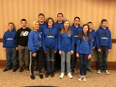 The Clinton County Middle School had a successful run at the KAAC Governor's Cup State Tournament held in Louisville on March 16th-18th.