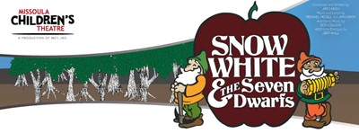 MCT Show White & the Seven Dwarfs Banner