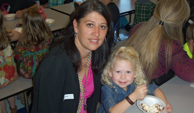 ECC celebrates Awesome Aunts Day!