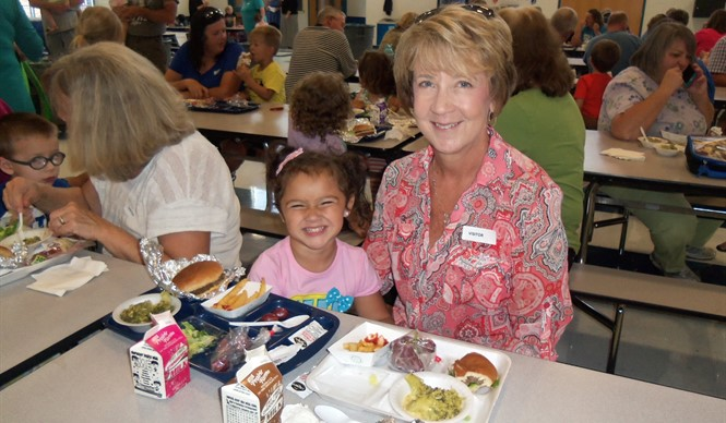 ECC celebrates Grandparents Day!