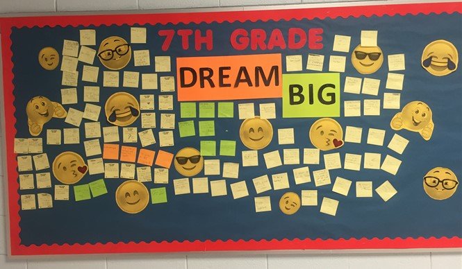 Post Your Dream Day during GEAR UP Week at CCMS