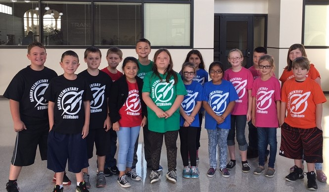 AES teams take home top honors at STEMShot!