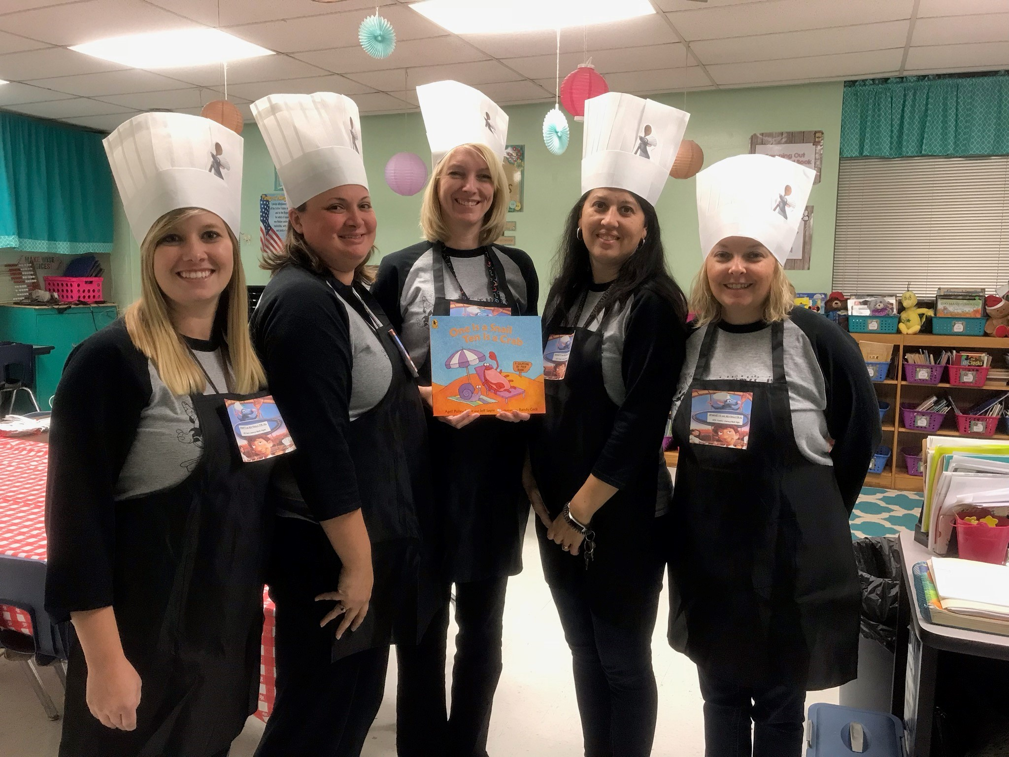 Albany Elementary School hosted a Family Involvement Night, with the theme of Spaghetti and Meatballs for All, on November 13, 2018.